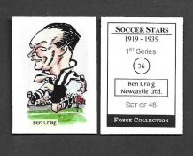 Newcastle United Ben Craig 36 (FC)
